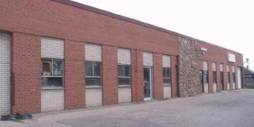 486 Evans Warehouse Exterior