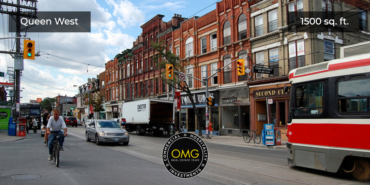 Commercial Real Estate Toronto Restaurant