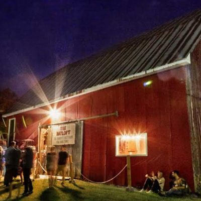 Hayloft Dance Hall Exterior