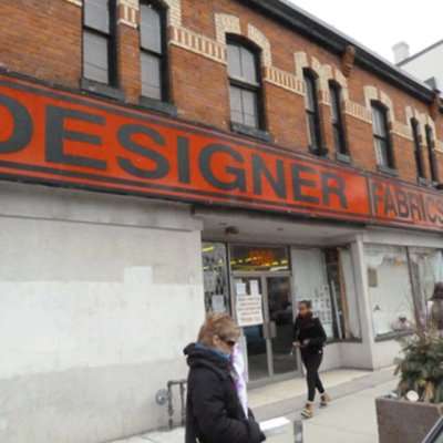 Designer Fabric Outlet