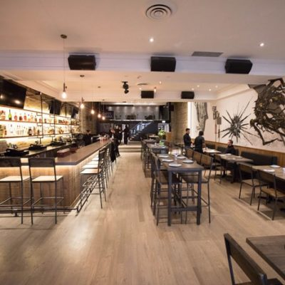 Danforth Restaurant, Lounge & Event Space