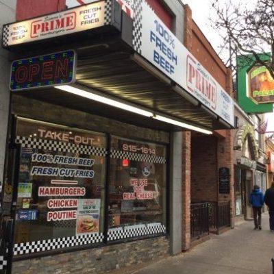 256 Ouellette Windsor Simon's Burgers Exterior