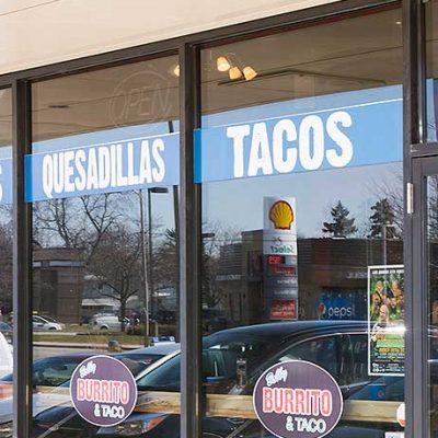 3580 Tecumseh Windsor Bobby Burrito Exterior
