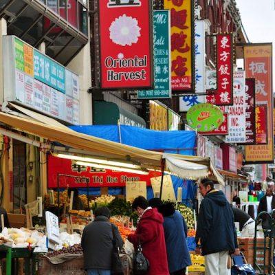 Kensington Spadina Chinatown