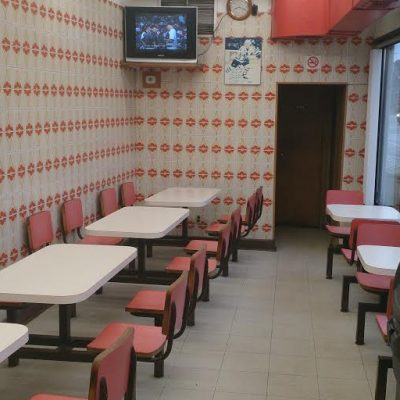 Burger Restaurant West Junction
