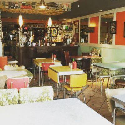 Hamilton Restaurant Interior