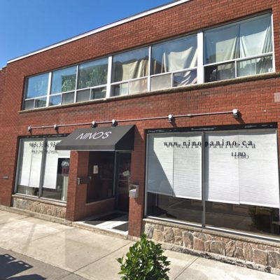 438 Kerr Street Oakville Exterior