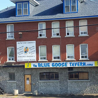 Blue Goose Tavern Exterior